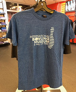 Blue Hall of Fame Shirt